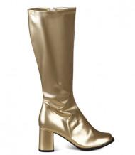 Botas doradas