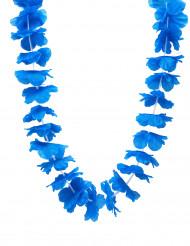 Collar Hawái azul