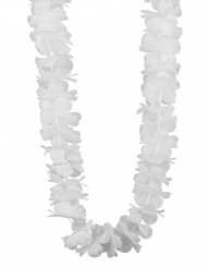 Collar de Hawái blanco