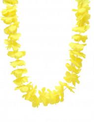 Collar Hawái amarillo