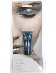 Gel brillante azul