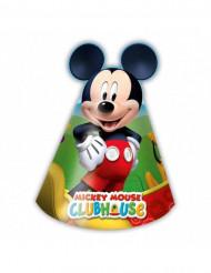 6 Gorros de cartón Mickey Mouse™