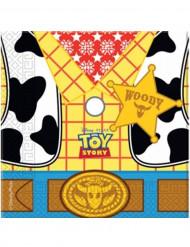 20 Servilletas papel Toy Story™ 33x33 cm