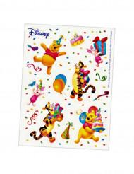 6 Pegatinas Winnie de Pooh™