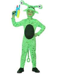 Disfraz de alien niño