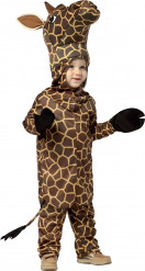 Disfraz de jirafa para niño