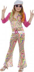 Disfraz de disco niña