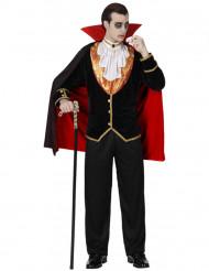 Disfraz de conde vampiro hombre