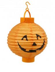 Lámapara led calabaza naranja Halloween