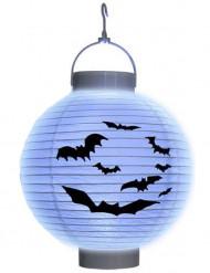 Lámpara led murciélagos papel Halloween