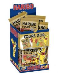 Mini bolsas dulces Haribo osos de oro