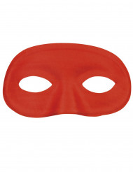 Antifaz rojo adulto