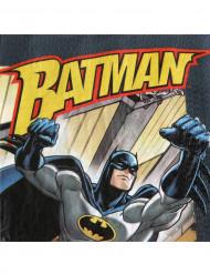 20 Servilletas papel Batman 33x33 cm