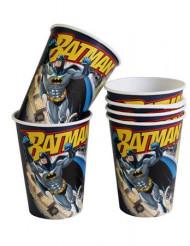 6 Vasos cartón Batman™