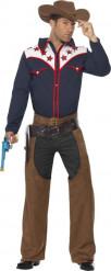 Disfraz de vaquero para hombre estrellas