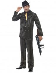 Disfraz gangster charlestón hombre