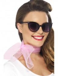 Pañuelo rosa mujer