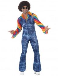 Disfraz disco efecto vaquero hombre