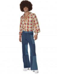 Disfraz disco años 70 hombre