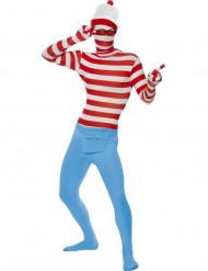 Disfraz segunda piel ¿Dónde está Wally?