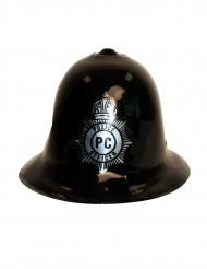 Casco policía inglés