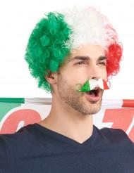 Peluca afro Italia