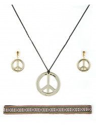 Set de accesorios hippie