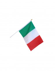 Bandera Italia 30x45 cm