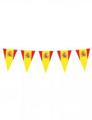 Guirnalda bandera española
