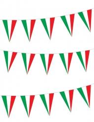 Guirnalda banderas italianas