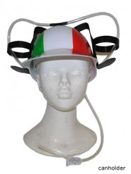 Casco anti-sed Italia