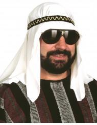 Cofia emir árabe hombre