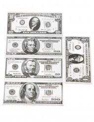 Billetes dólares