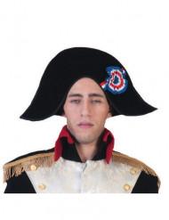 Sombrero Napoleón negro