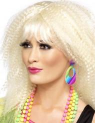 Pendientes multicolores mujer