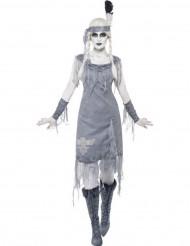 Disfraz fantasma india mujer Halloween