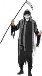 Disfraz de segador esqueleto Halloween