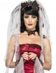 Kit novia gótica mujer
