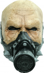 Máscara hombre radiactivo adulto
