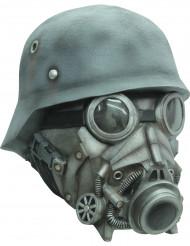 Mácara de soldado químico adulto