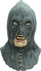 Máscara de verdugo zombi adulto