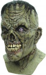 Máscara de Frankenstein Zombi adulto Halloween