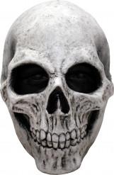 Máscara de esqueleto adulto Halloween