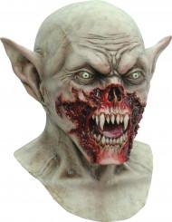 Máscara de alien ensangrentado adulto Halloween