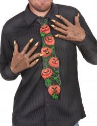 Corbata de calabazas