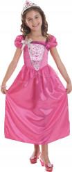 Disfraz Barbie™Princesa niña