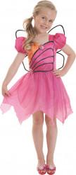 Disfraz Barbie™Mariposa niña