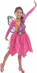 Disfraz Barbie™ Mariposa niña