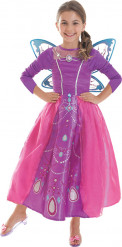 Disfraz Barbie™princesa hada niña