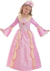 Disfraz Corolle™ princesa medieval rosa para niña